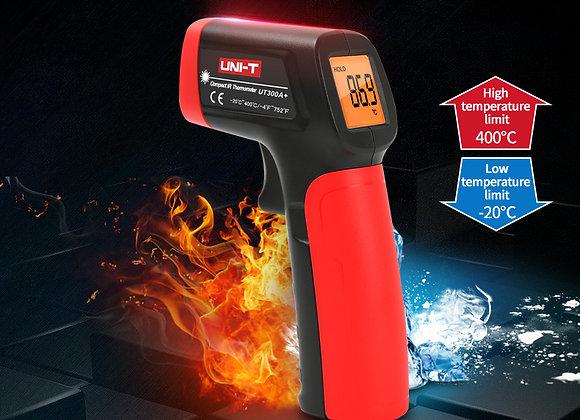 UNI-T Termómetro infrarrojo Digital UT300A +