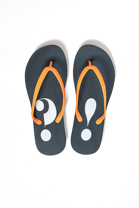 LATERAL OBJECTS X TIDAL NY FLIP FLOPS