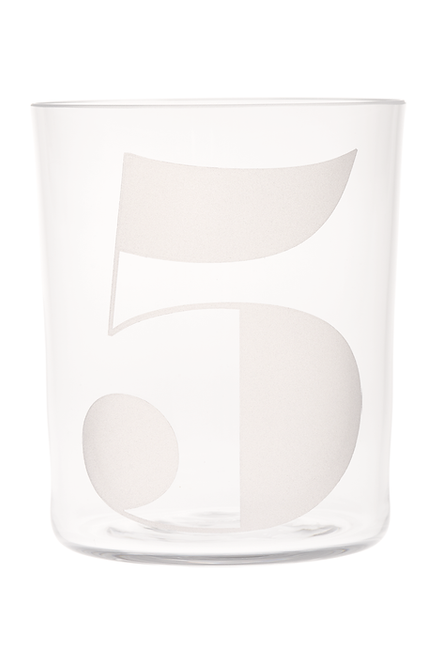 NUMBER GLASS