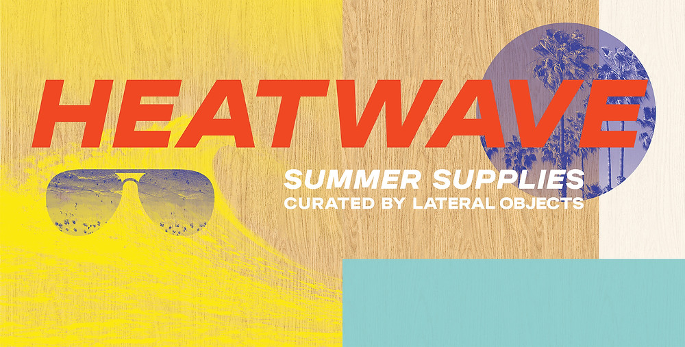 Heatwave summer supplies at Barneys NYC, by Lateral Objects