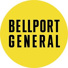 Bellport General Logo yellow circle 2021