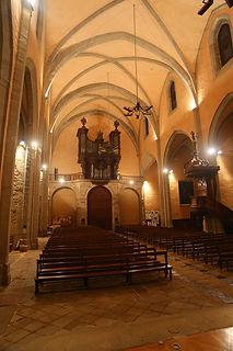 Cathédrale de Vabres