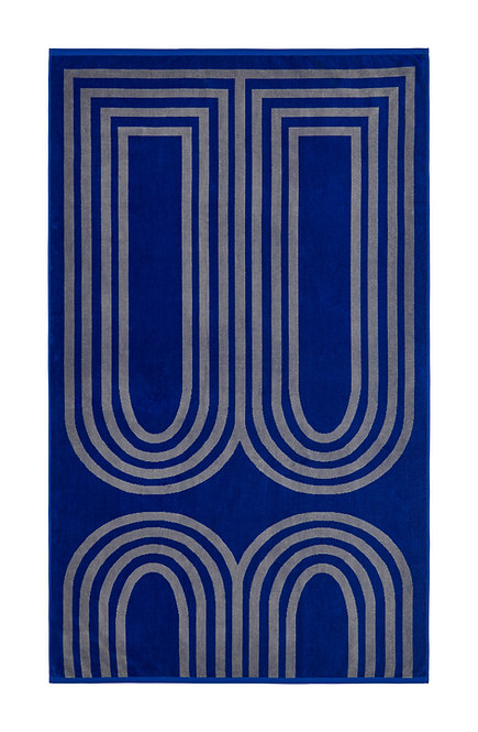 Lateral Objects Arc Towel Cool, luxury designer beach towel