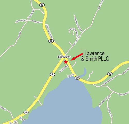 Map office locaton