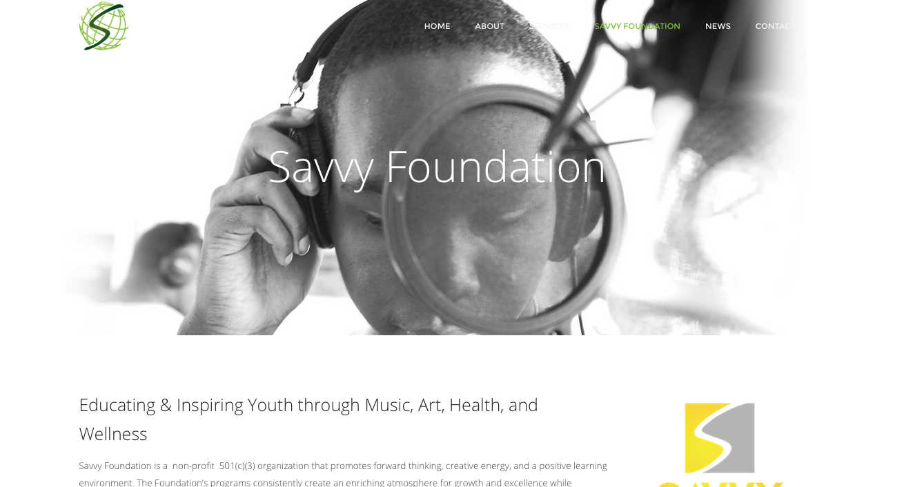 Savvy Youth Foundation
