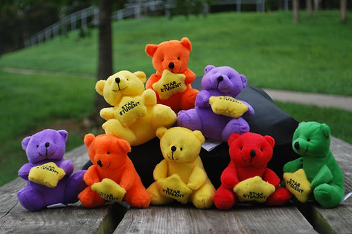 Adorable Stuffed Scholar Bears