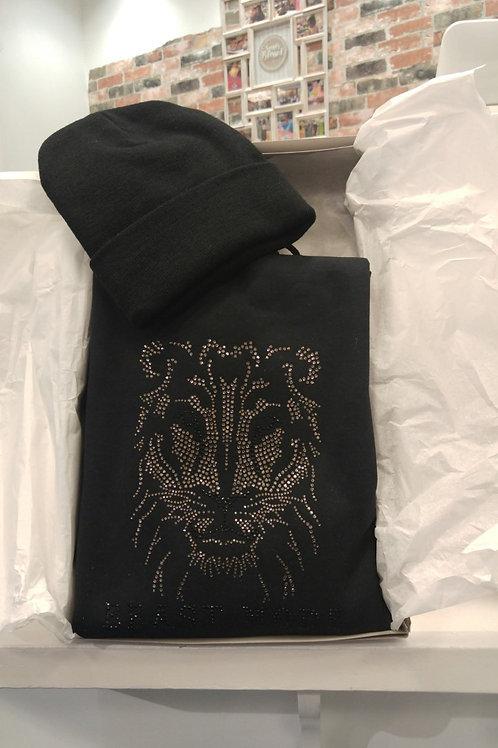 Bling Beast Mode Hoodie Gift Set