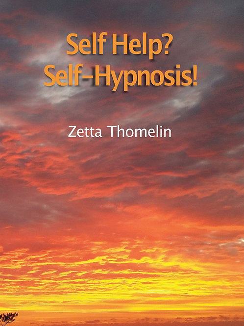 Self Help? Self Hypnosis Book
