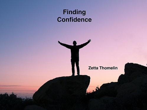 Finding Confidence digital download