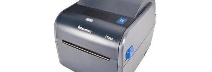 Intermec PC43d 203 / 300 dpi
