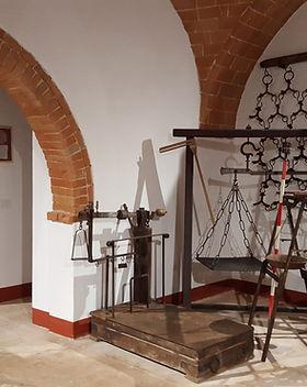il museo di enuta granducale Dolciano Ch