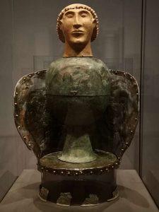 La Tenuta di Dolciano e gli Etruschi
