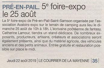 19-08-22 Le Courrier de la Mayenne.jpg