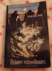 Les hiortoires extraordinaires d'Edgar Poe