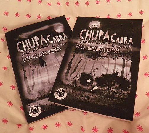 Chupacabra tome 1 et 2