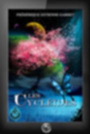 Couverture du roman Les Cycléïdes de Frédérique Estienne Garret