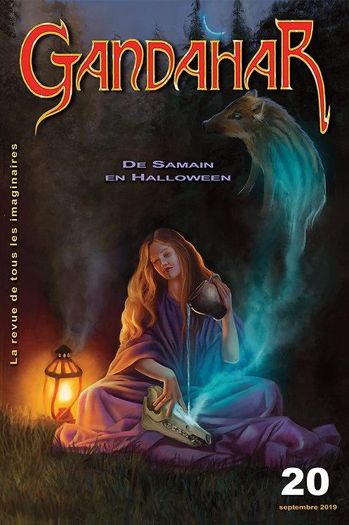 Gandahar n° 20 : De Samain en Hallowen