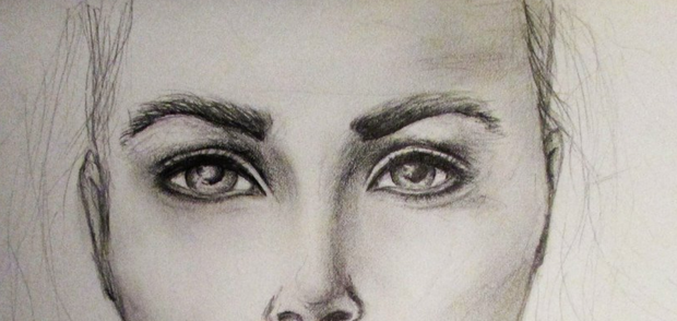 Portrait, Sketchbook