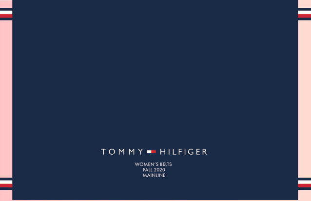 Tommy Hilfiger Cover