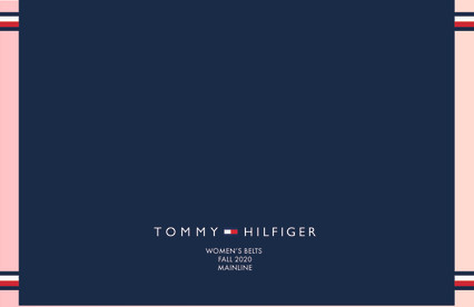 Tommy Hilfiger Cover- Women's Belts