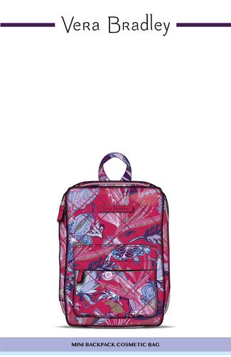 Mini Cosmetic Backpack