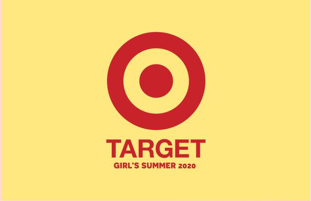 Target- Girl's Summer 2020