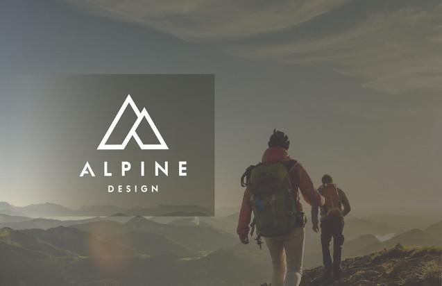 Alpine Design Cover