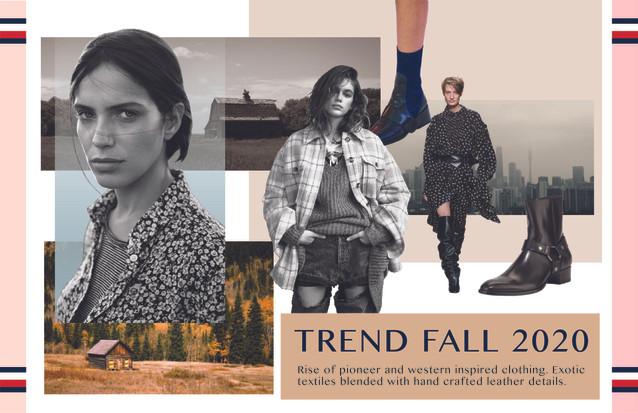 Trend Fall 2020