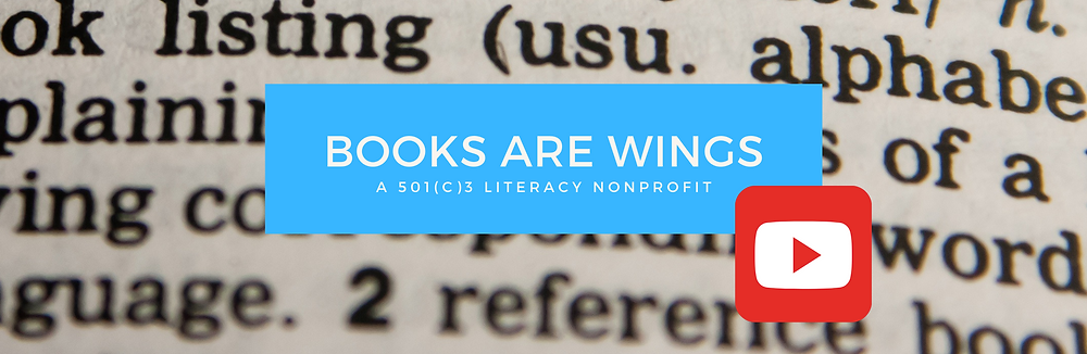BOOKS ARE WINGS