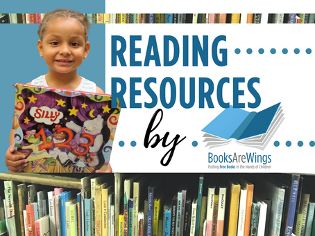 Reading Resources by Books Are Wings
