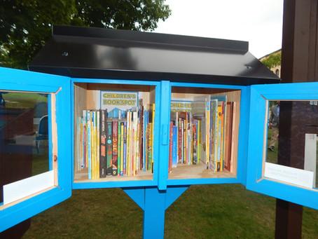 Book Spots in Central Falls
