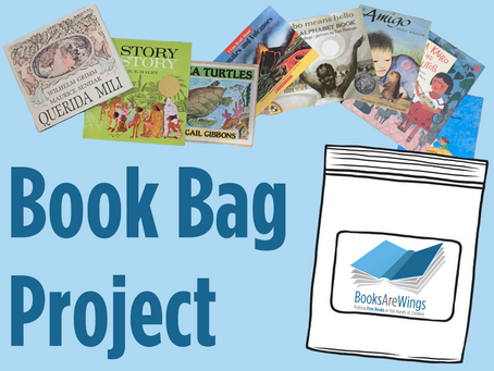 Book Bag Project Update