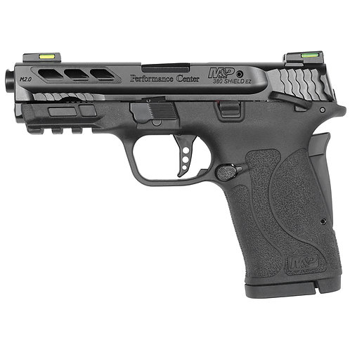 SMITH AND WESSON M&P380 SHEILD PORTED W/SAFETY