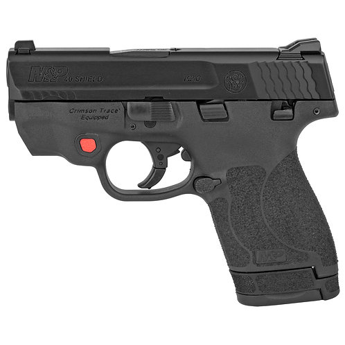 Smith & Wesson M&P40 Shield 2.0 w/ Crimson Trace Laser