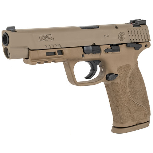 Smith and Wesson M&P40 2.0 FDE