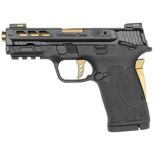 Smith & Wesson PC M&P380 EZ Shield Gold Barrel