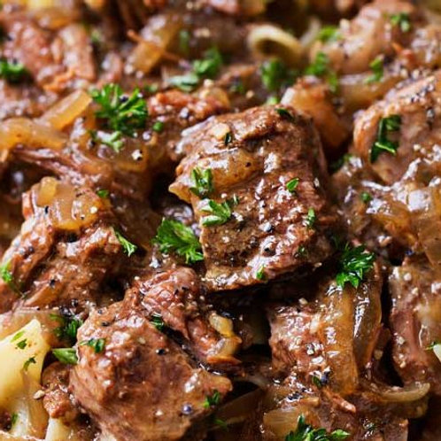 Stewing Beef - 1 lb pack