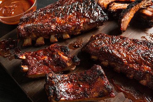 Pork Backribs - 2.72 kg case