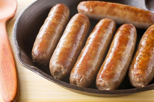 Breakfast Sausages  - 5 KG case