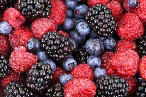 Three Berry Mix