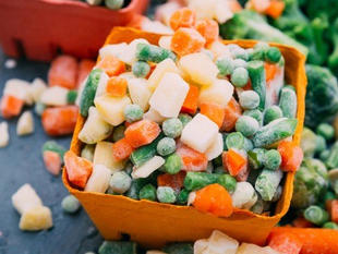 Frozen Produce