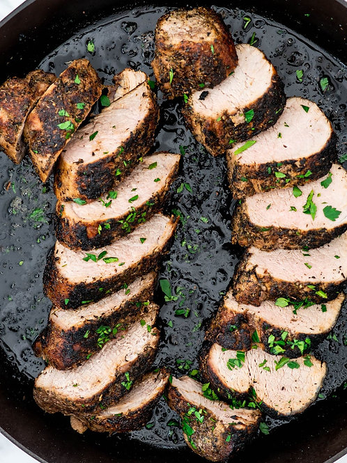 Pork Tenderloin - 2 pack (600g or more)