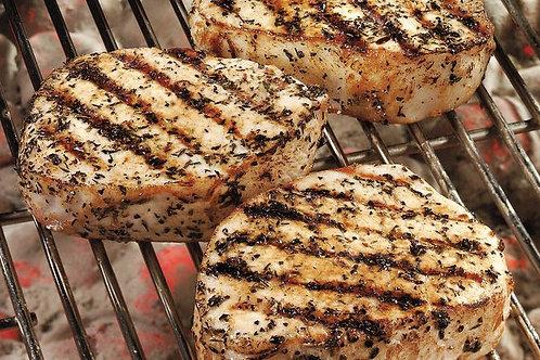Boneless Pork Chops - 4 pack (600g or more)