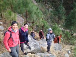 Barsu Mountain Hike