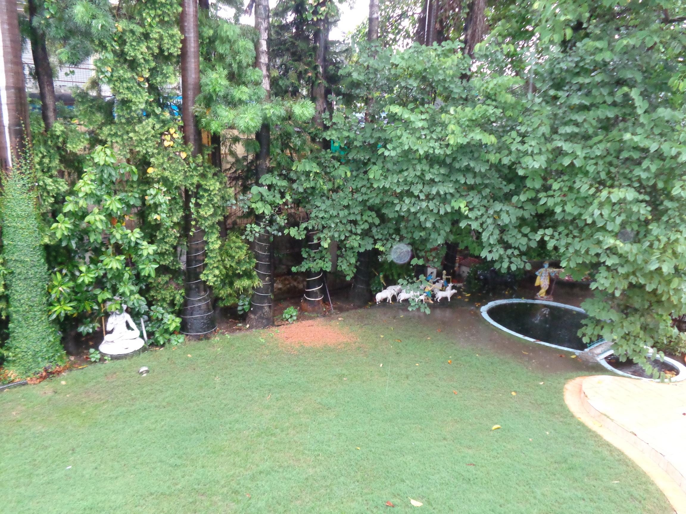 Ashram Garden