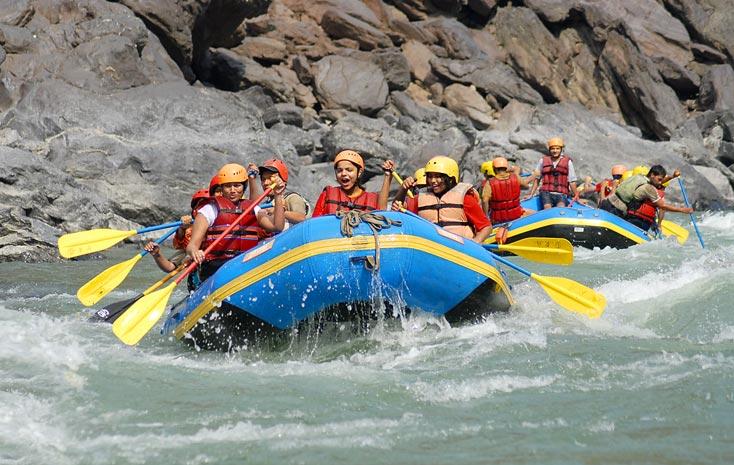 Ganges River Rafting