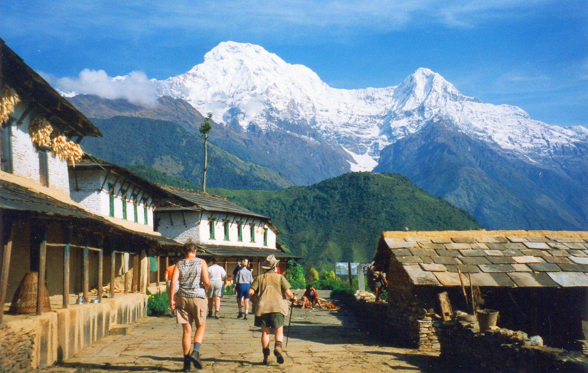 Scenic Village Walk