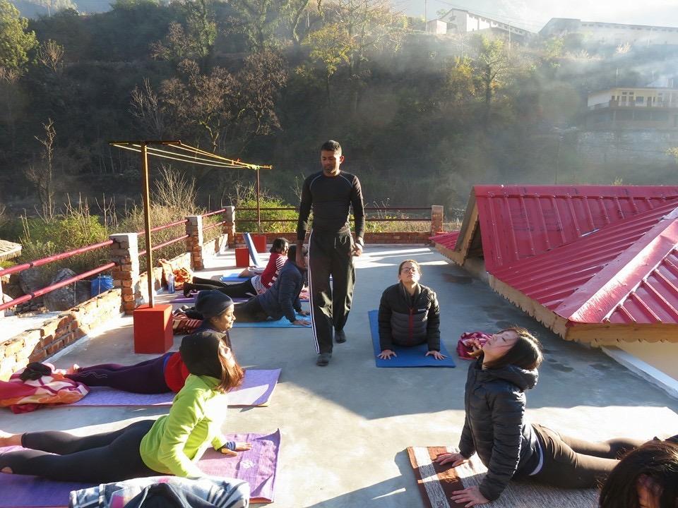 Yoga Asana Class