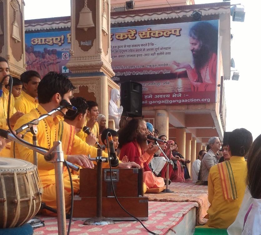 Pujya Swamiji, Parmarth Niketan