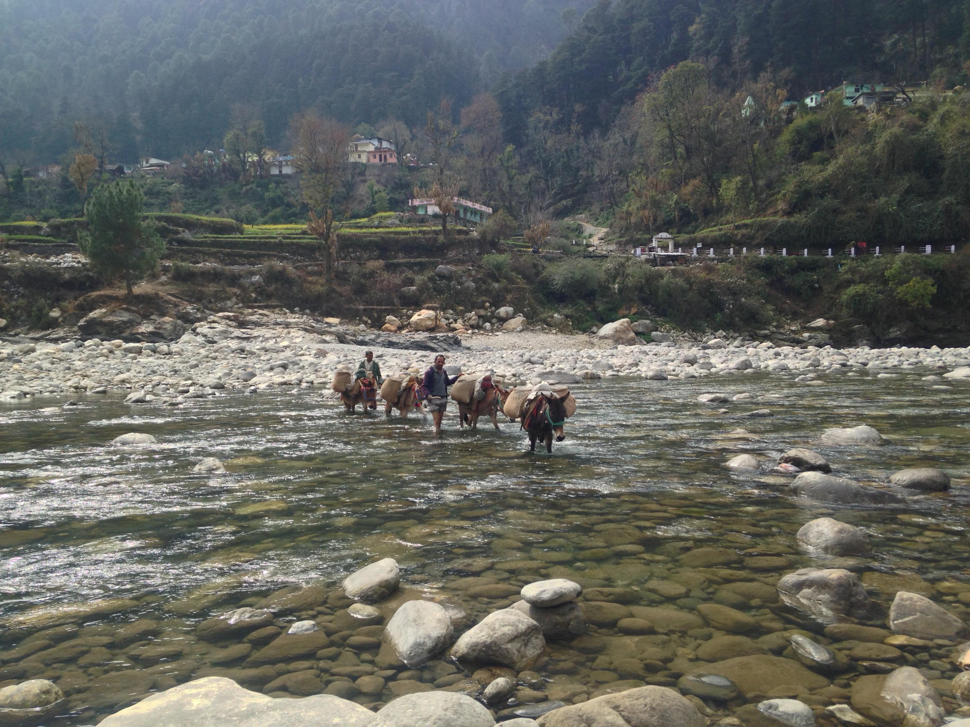 Mother River Ganges